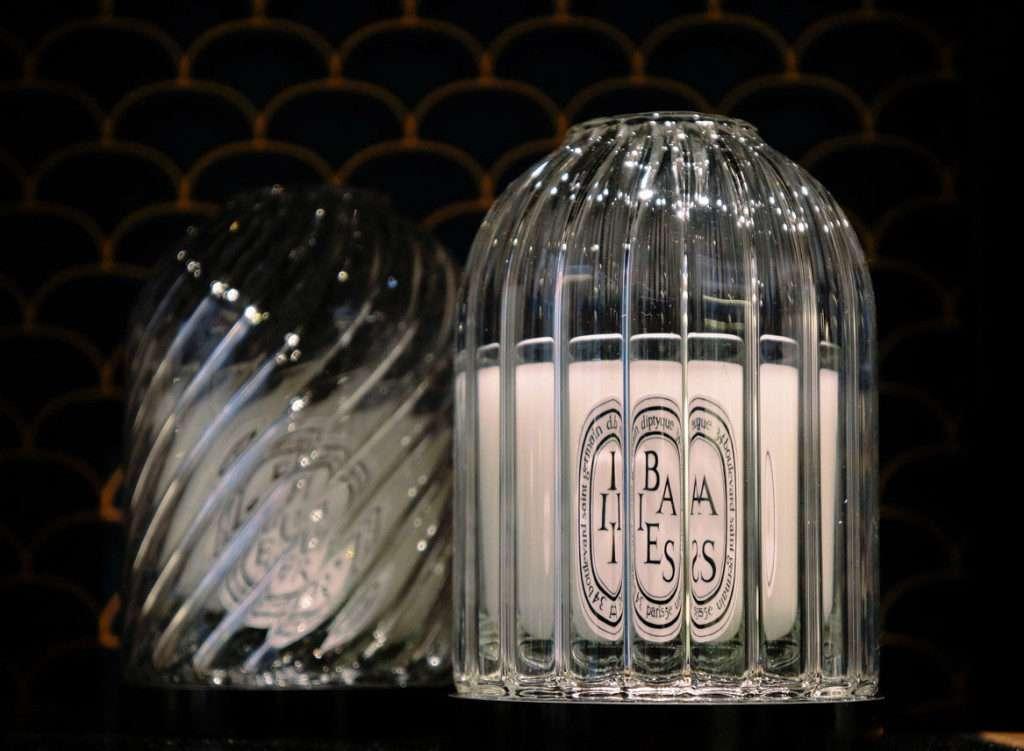 candela profumata diptique