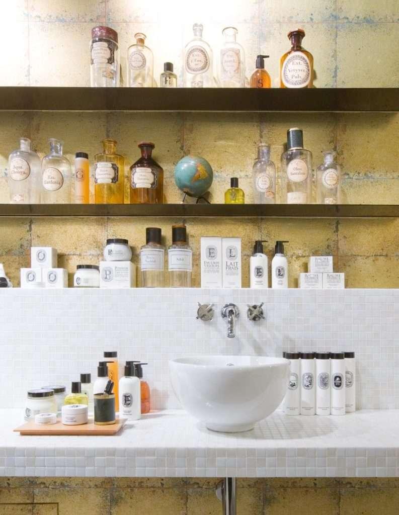 diptyque, perfume shop, milan, italy