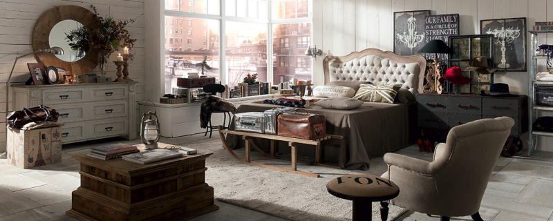 Camere da letto industrial by Dialma Brown | Fillyourhomewithlove