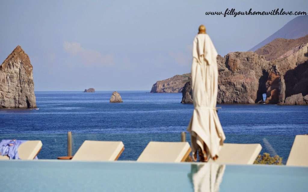Therasia Resort, Therasia Resort Sea&Spa. hotel vulcano, hotel eolie, hotel sicila, faraglioni di lipari, lipari