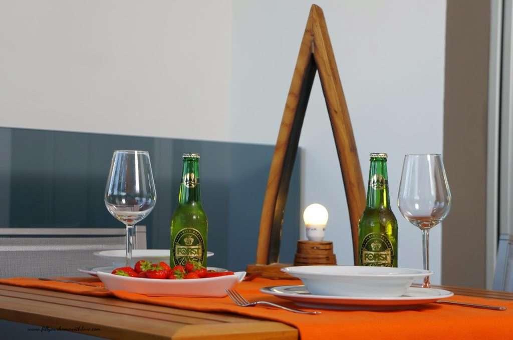 lampada creazioni design con candela