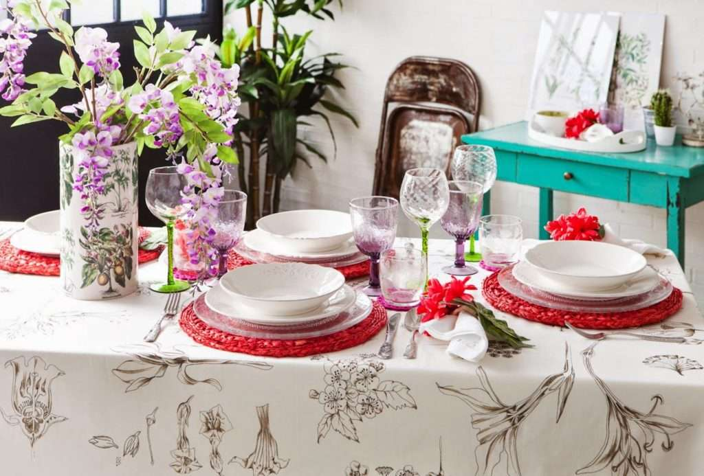 Zara Home Herbarium Collection