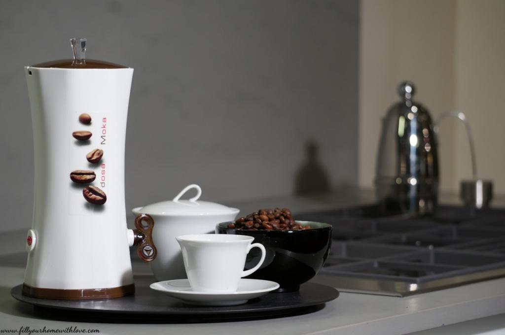 prodotti snips, dosa caffè,