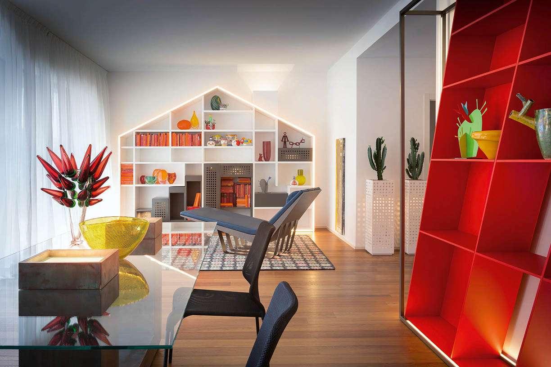 Natevo, modern living room
