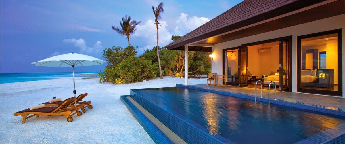 Maldive - Beach Resort Atmosphere Kanifushi*****