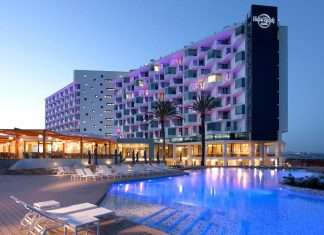 Welcome to Ibiza at Hard Rock Hotel*****