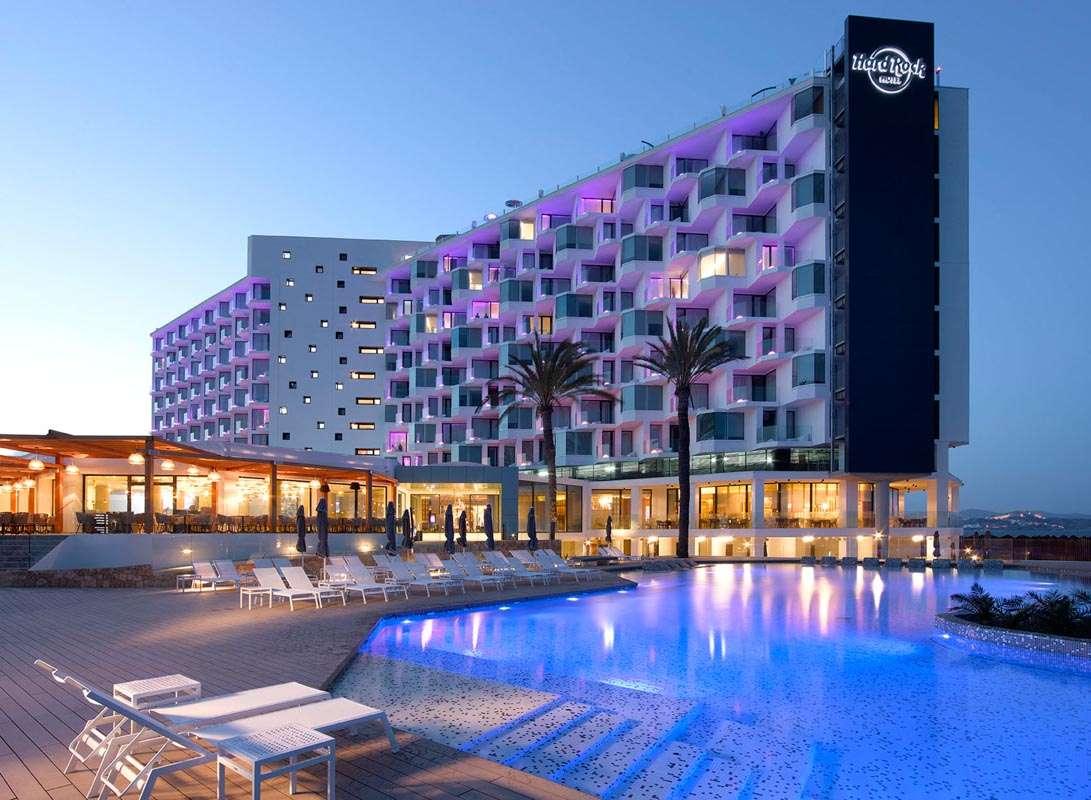 Welcome to Ibiza at Hard Rock Hotel*****
