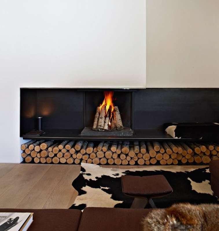 fireplace, design