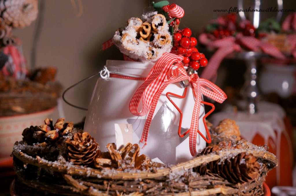 Addobbi di Natale per le vostre tavole