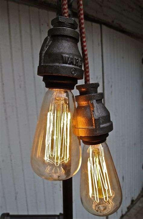 lampade di design stile industriale