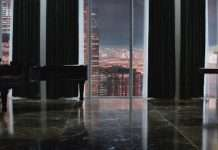 Fifty shades of Grey movie: Mr Grey's home!