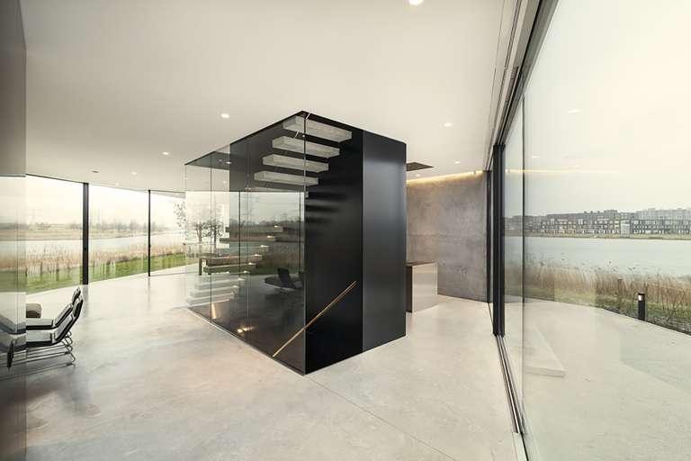 studioninedots-amsterdam scale ascensore