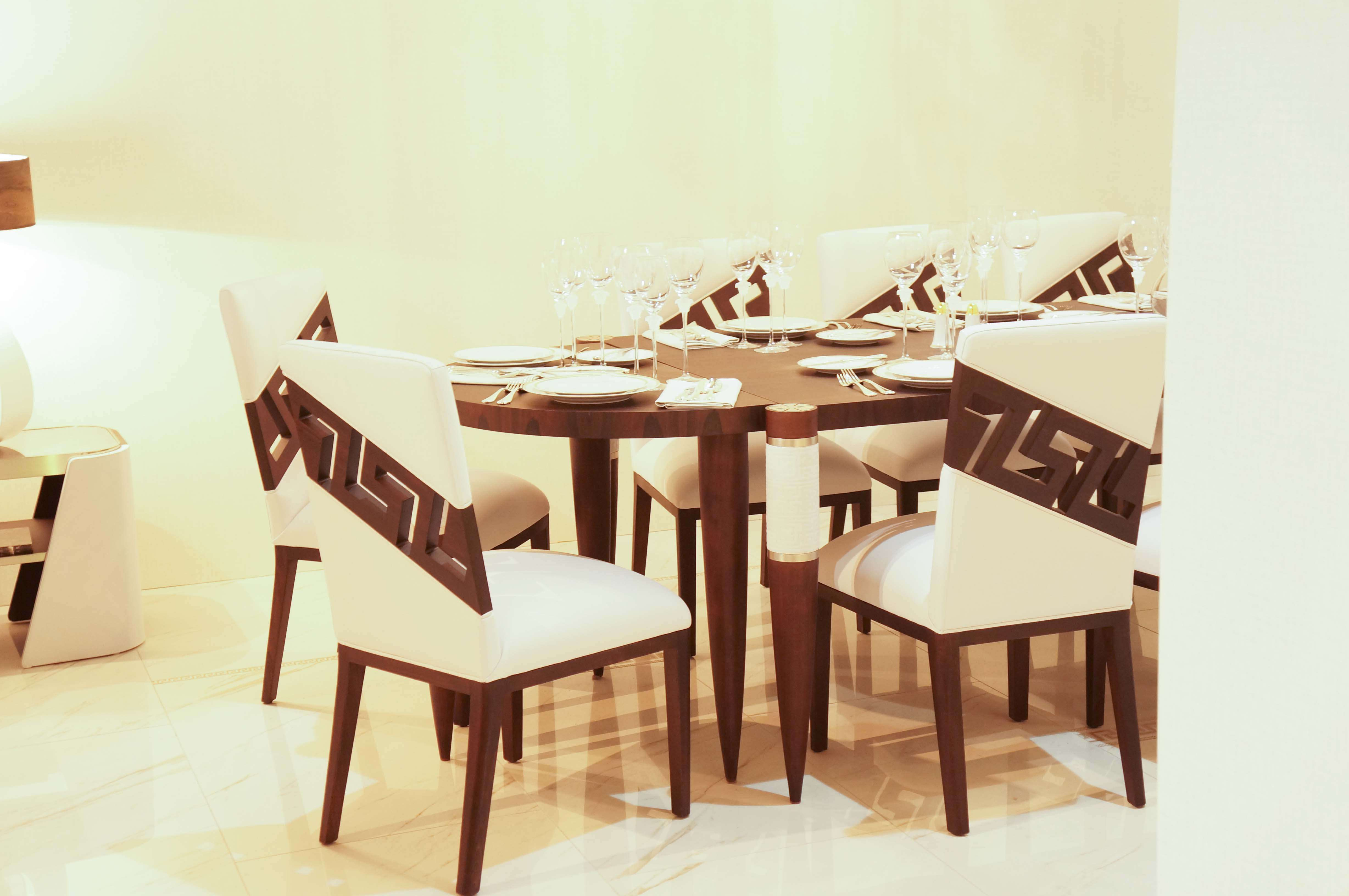versace home table