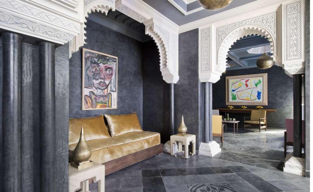 riad goloboy a marrakech in marocco