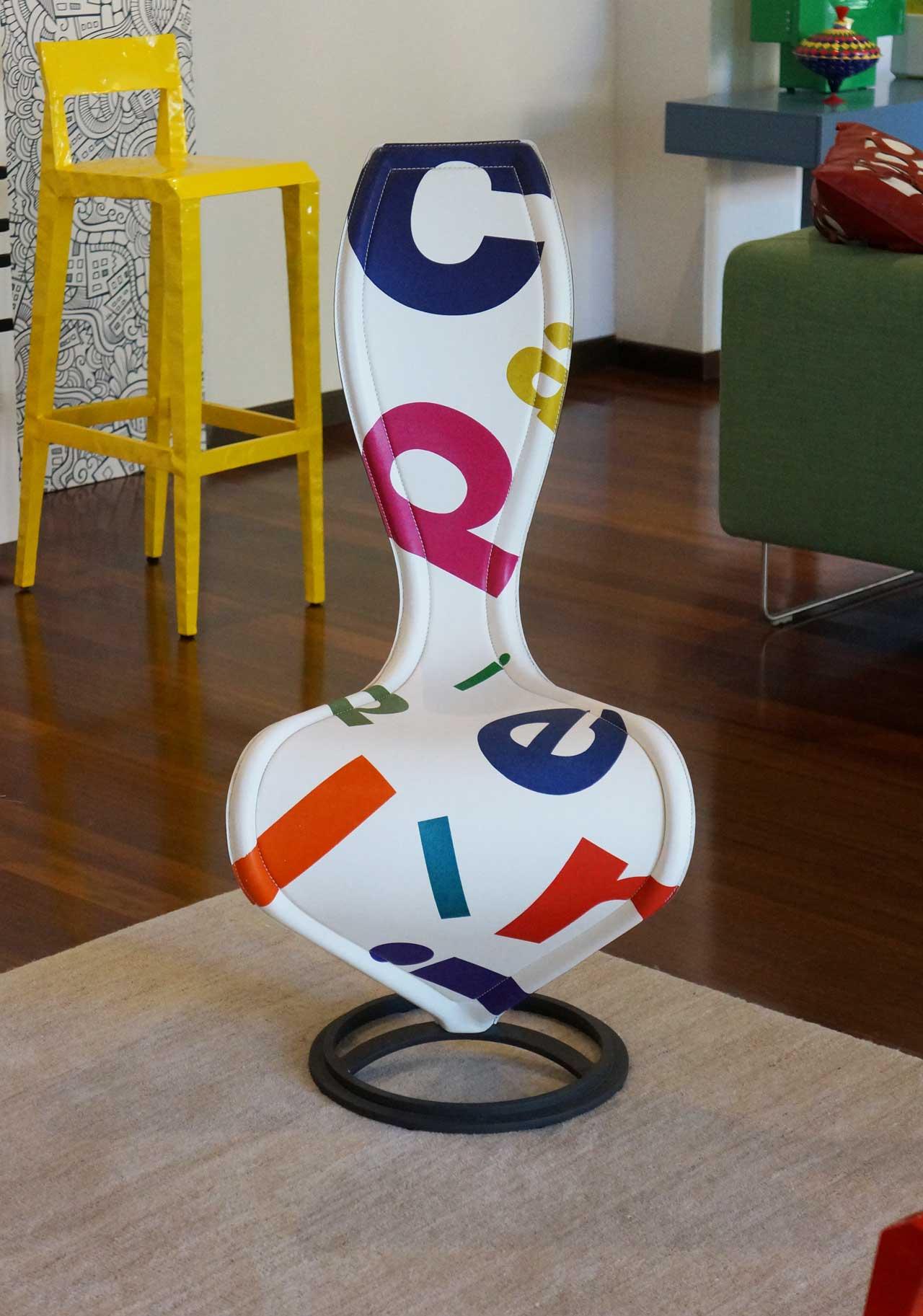 fabbrica l'ultimo davvero economico A day with Giulio Cappellini at Biagetti Alvaro Arredamenti.