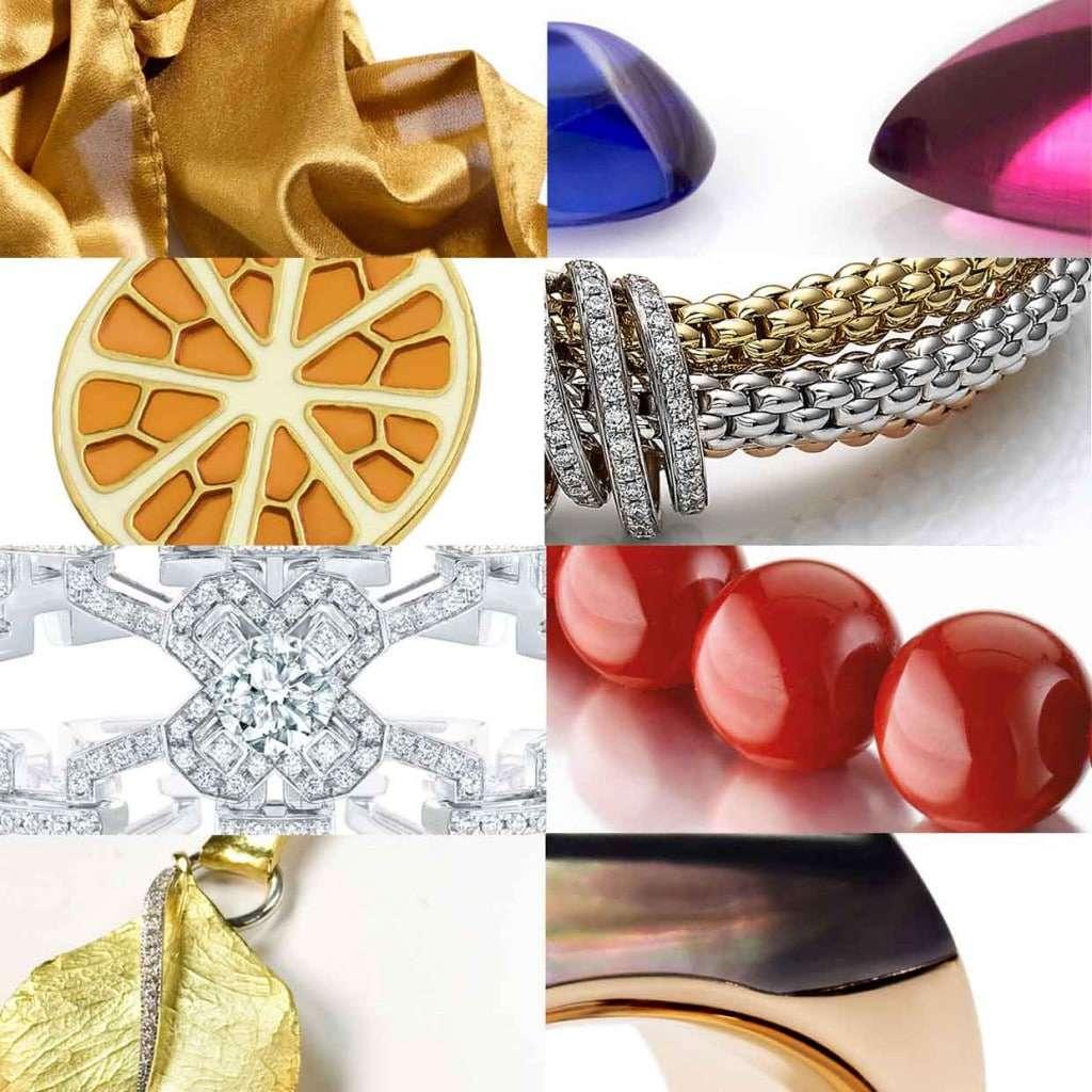 Jewelry - The Poldi Pezzoli Museum and the Club degli Orafi exhibition in Milan.