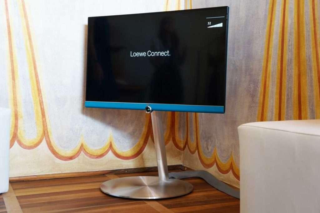 tv, loewe, connect