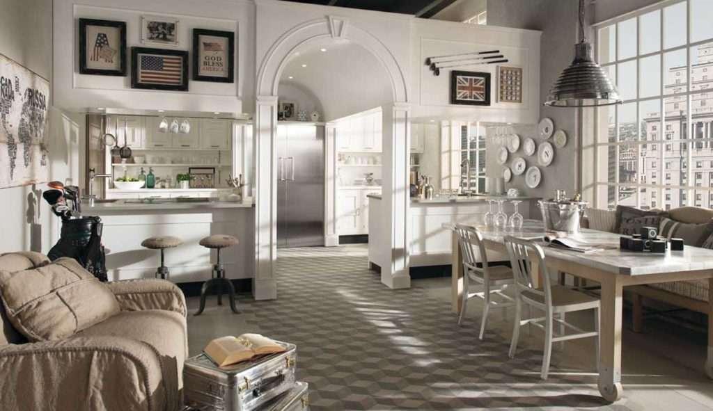 Montsserat Kitchen by Marchi Group