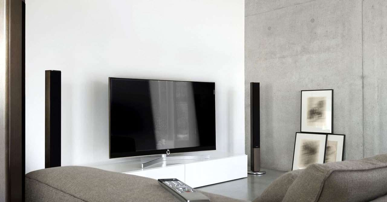 Loewe Reference 55'' - the new television set.