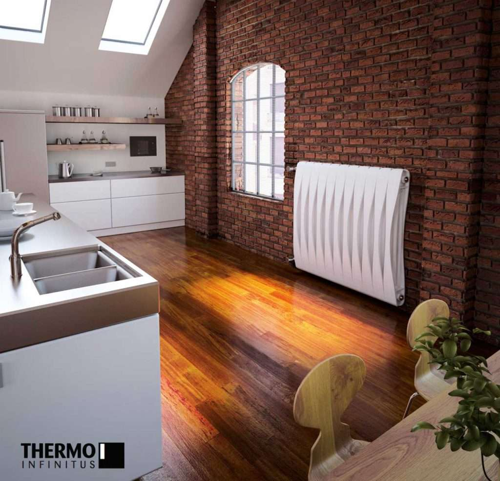 Let's configure your living-room with Project the Sign and their radiators.