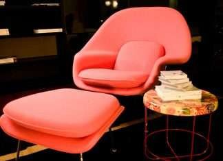 Knoll presents Womb by Eero Saarinen