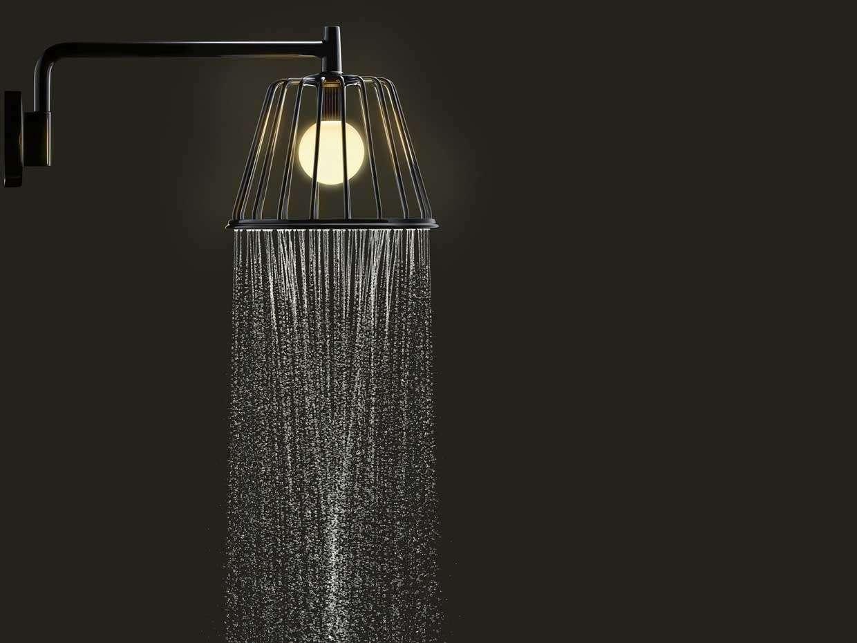 Axor Lamp Shower by Nendo