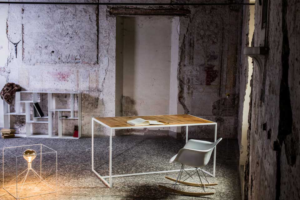 To plan a house with lab design – The design according to Marco Maccagnan.