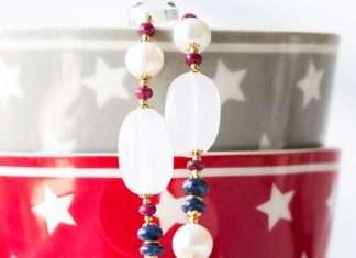 stefania fucci collezione collane fotografate con tazze greengate collezione star red