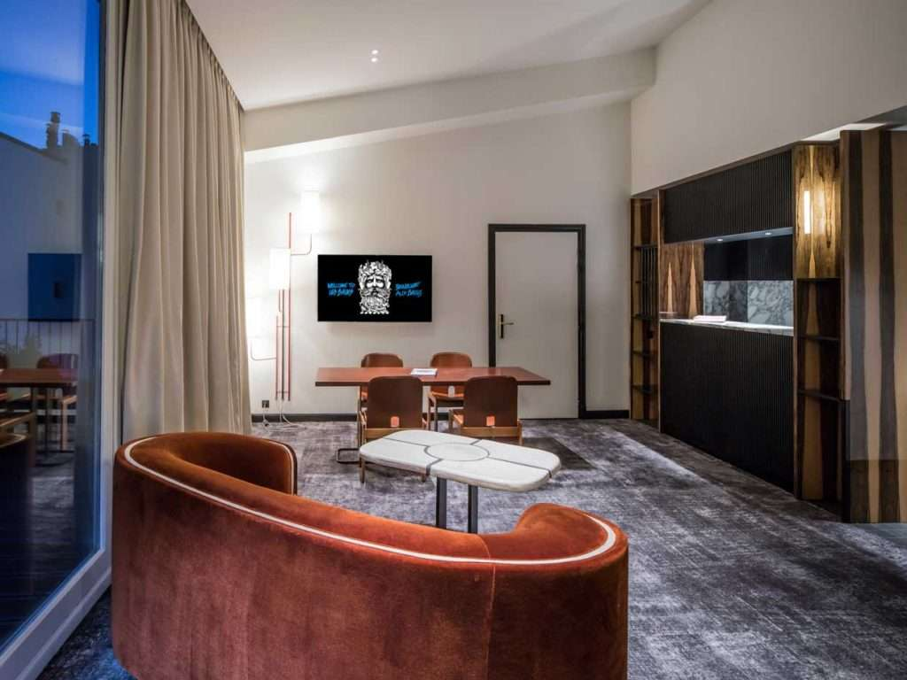 suite hotel les bains di parigi suite