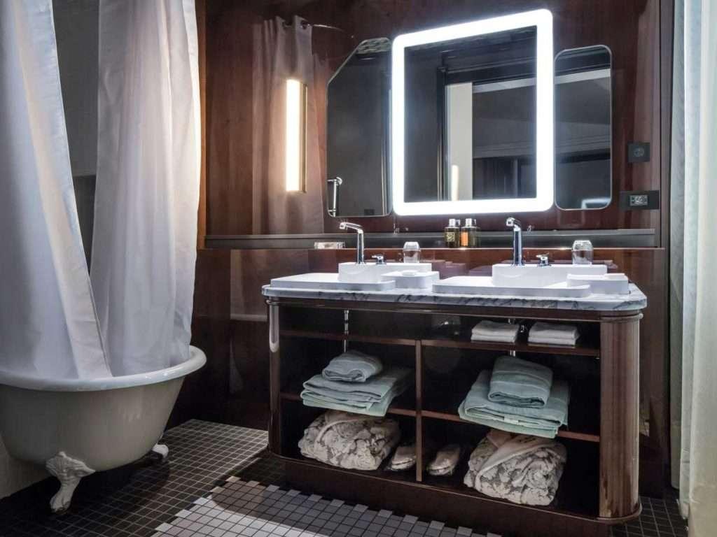 suitefoto suite hotel les bains di parigi suite