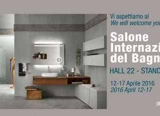 Bathroom International Showroom, what is waiting for me next Thursday.