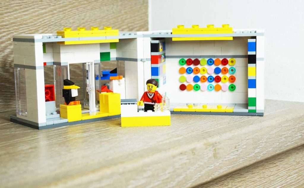 lego store in italia