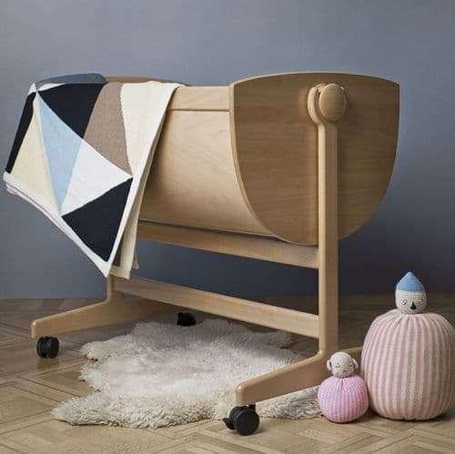 La culla per neonati Lulu by Brdr Krüger