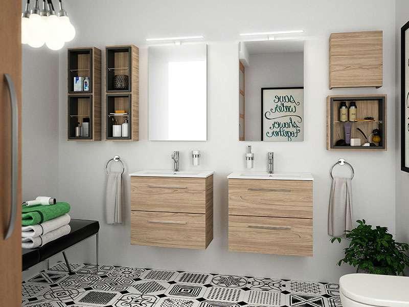 Arredare Il Bagno Stile Moderno.Mobili Bagno Arredare La Stanza Da Bagno In Chiave Moderna Fyhwl