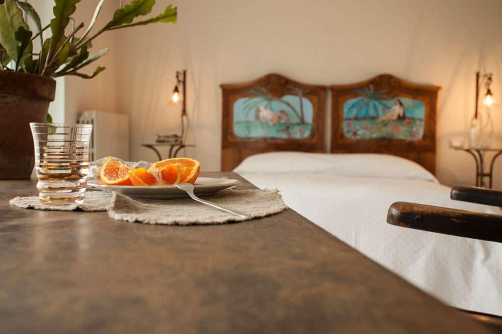 gradara bed breakfast cubo con vista