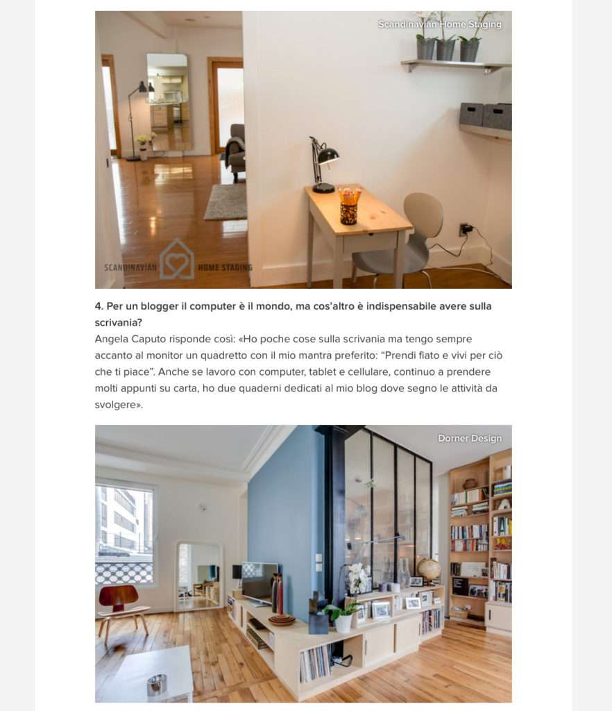 intervista su houzz