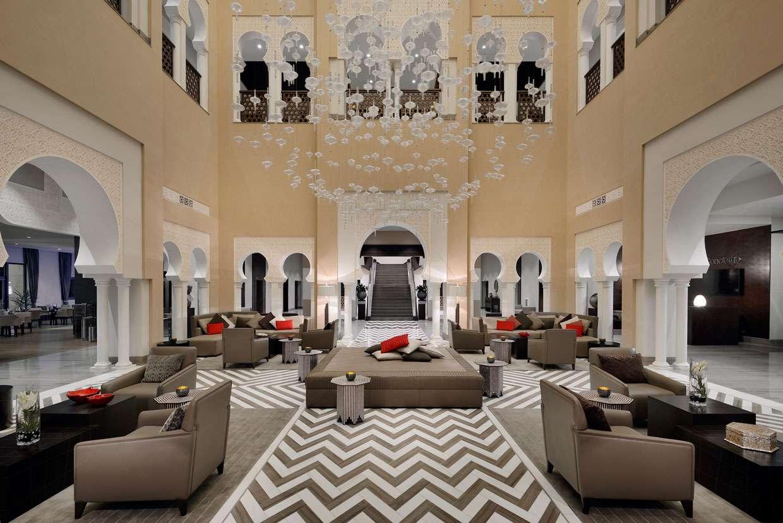 Hotel Marriott Constantine In Algeria And B Light