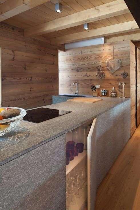 cucina di montagna
