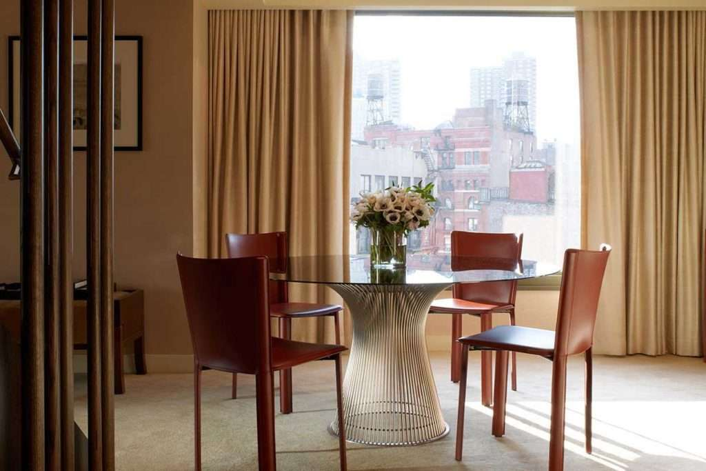 Penthouse al The Roxy Hotel Tribeca a New York