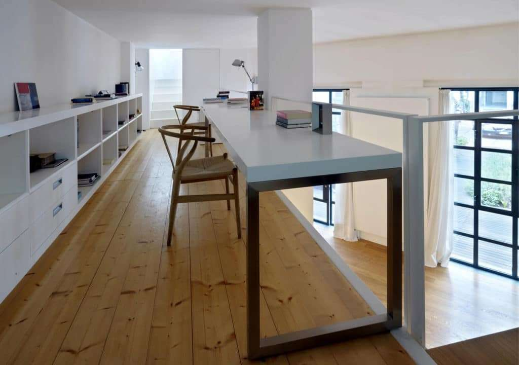 Un loft a Milano, tra palazzi, Home Decor e Design Week