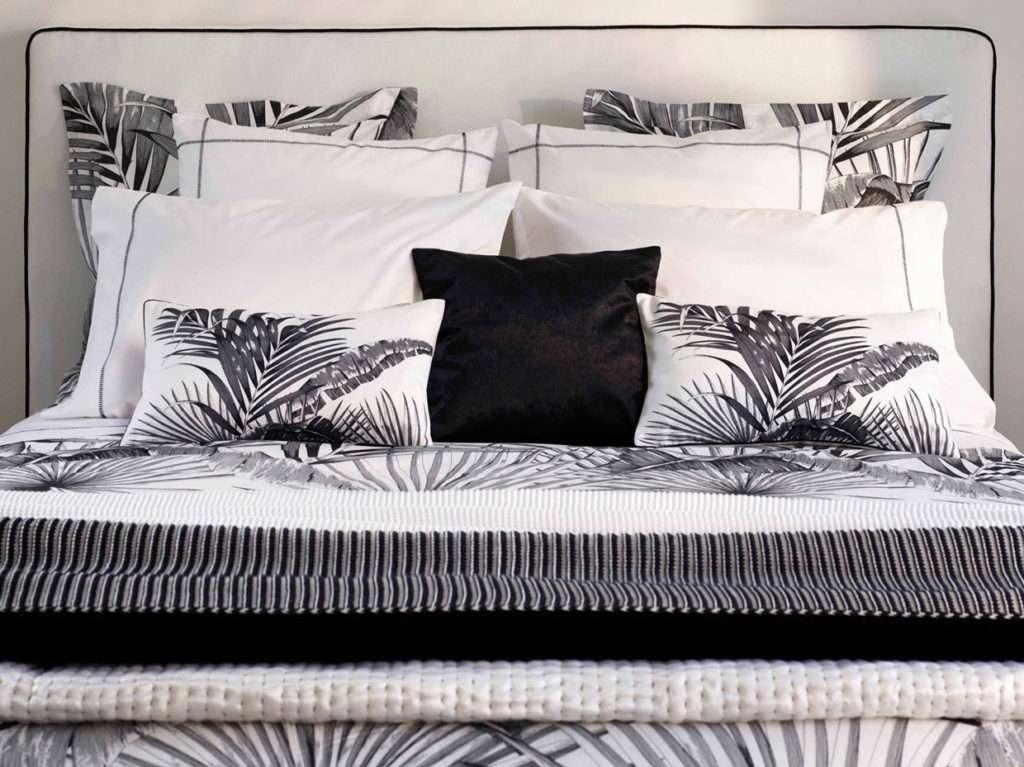 Bianco e nero per la tua camera da letto by Zara Home