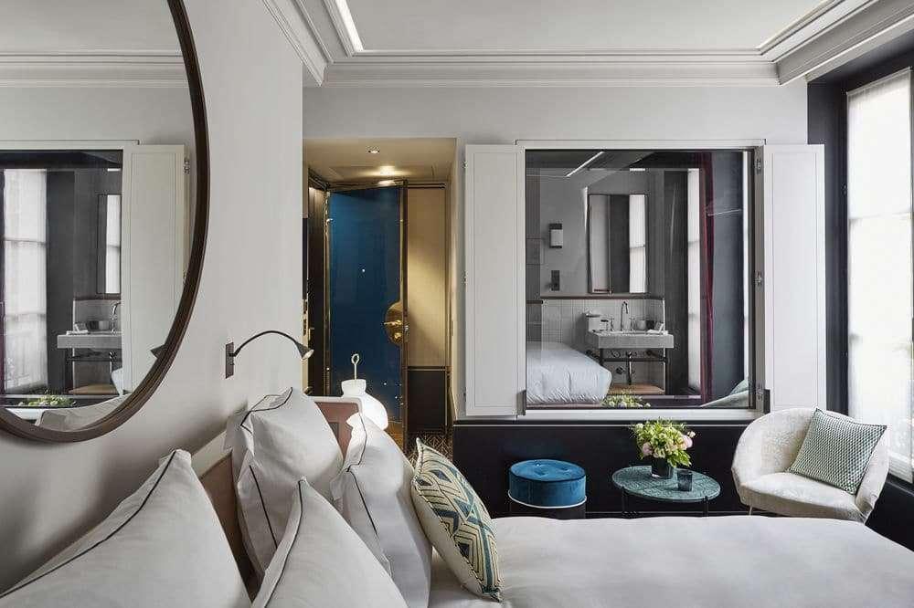 Hotel Le Roch ***** a Parigi