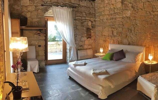 Boutique Hotel Borgo Alveria: Il design in un antico borgo siciliano