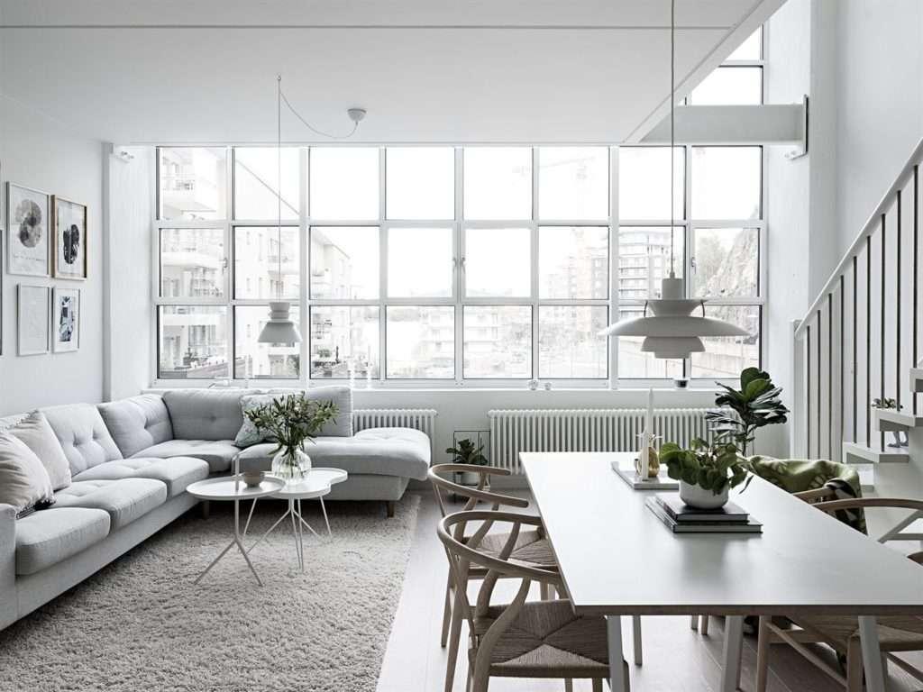 arredare con i tappeti per delimitare gli ambienti