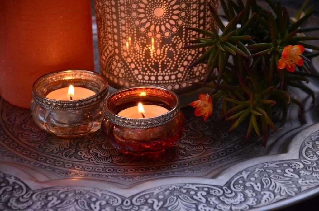 candele profumate per la casa orientali