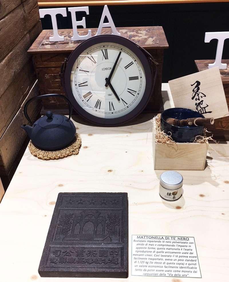 negozio la pianta del tè perugia