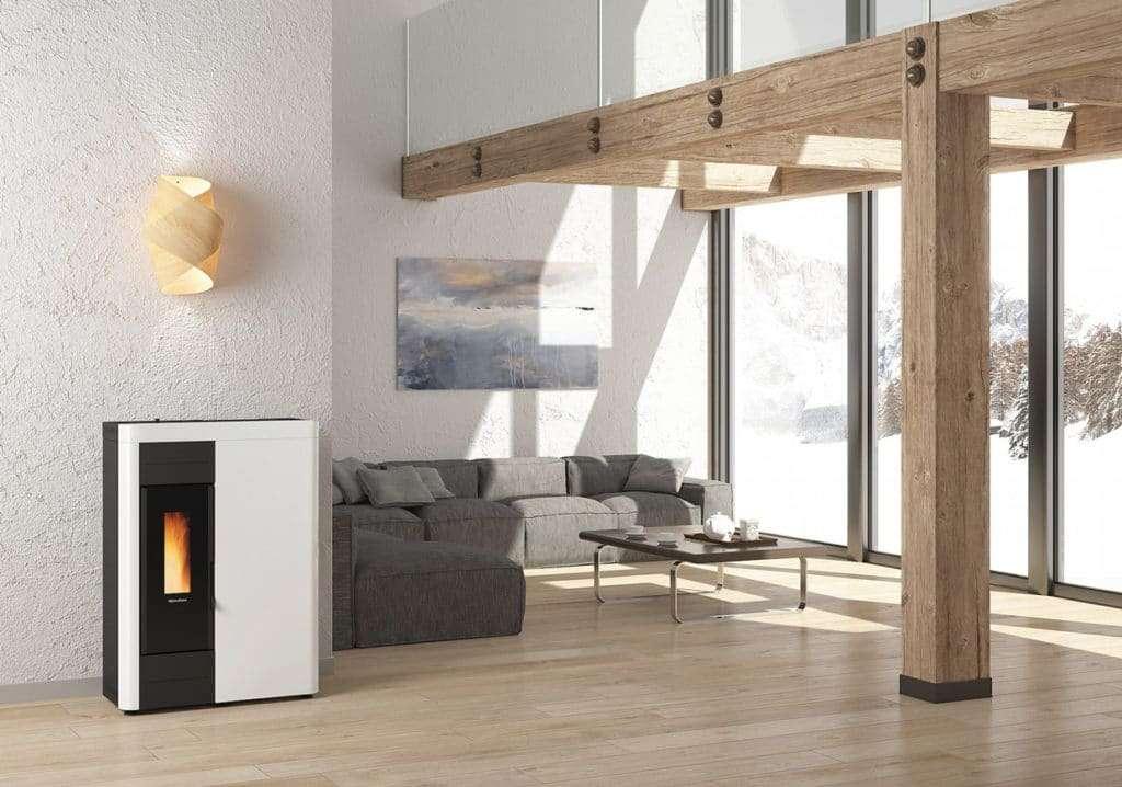 Stufe a pellet e a legna: entriamo nel mondo Nordica Extraflame