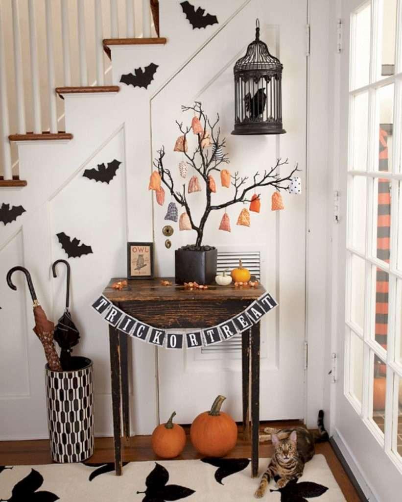 halloween home decor idea