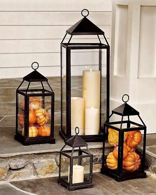 halloween home decor lanterne