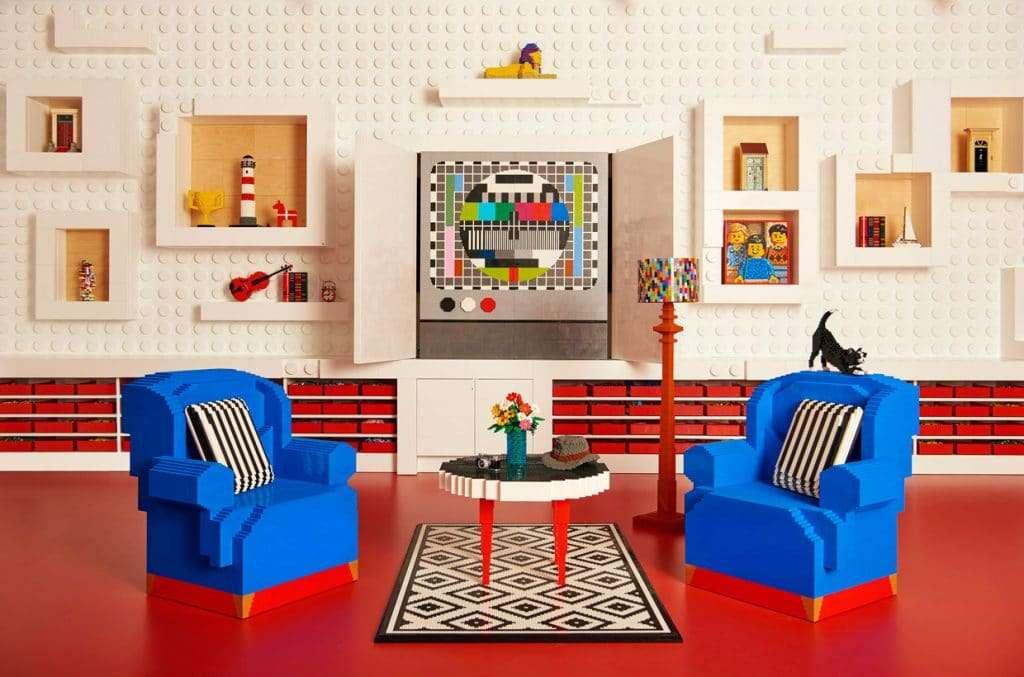 Lego House in danimarca